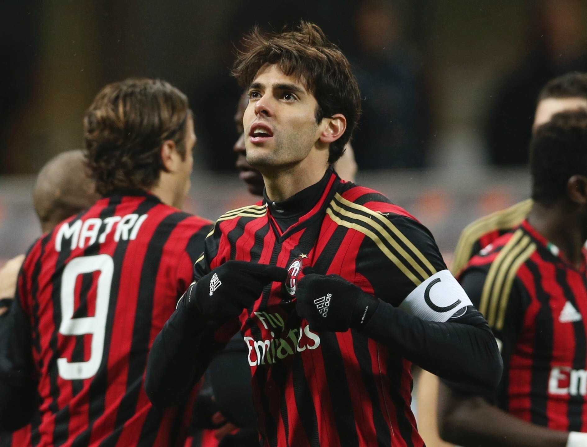 "Kaka ""The 5 games that changed my life"" AC Milan News"