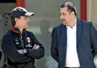 """Montella: """"Mirabelli makes us dream, before it wasn't possible"""""""
