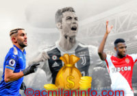 Top 10 most expensive transfers of the summer