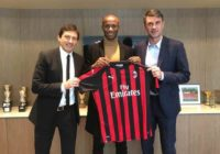 OFFICIAL – AC Milanannounce last January signing
