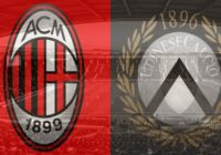 AC Milan vs Udinese, probable lineups