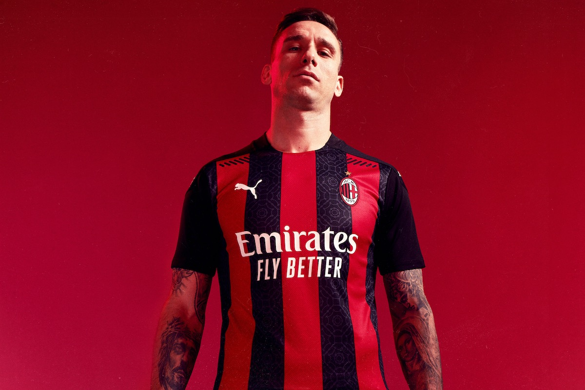 Why is Lucas Biglia presenting the new AC Milan jersey | AC Milan News