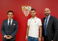 The official figures of Suso's transfer to Sevilla