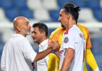Pioli makes surprise choice on Ibra's replacement for Genoa match