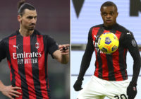 Ibrahimovic reveals he scolded Kalulu in his debut match