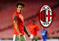 AC Milan scouted Benfica star against Barcelona