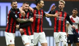 AC Milan unsuccessfully trying to sell 4 players