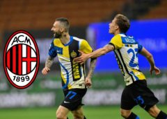 Inter star offered to AC Milan on free transfer