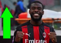 Tomori is the defender with the biggest market value increase in Europe